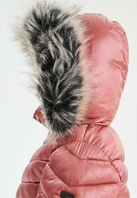 Next - Winter coat - pink - 7
