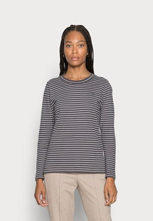 HIGH - Long sleeved top - anthracite
