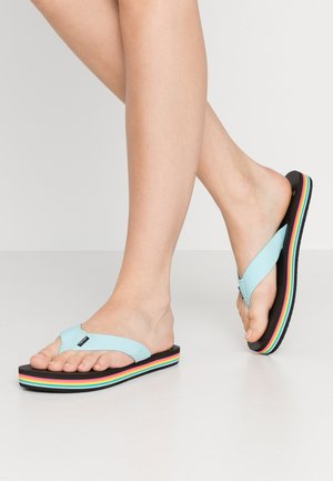 SKYE - T-bar sandals - blue