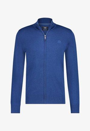 Vest - cobalt plain