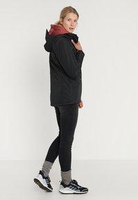 Jack Wolfskin - PARK AVENUE - Winter jacket - black - 2