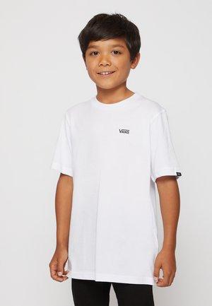 BY LEFT CHEST TEE BOYS - T-shirt basic - white