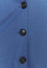 Lindex - COAT LINN - Krótki płaszcz - blue - 2
