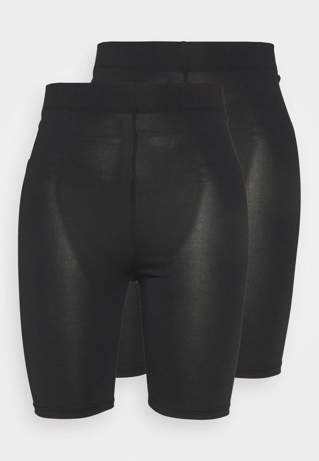 CYCLE 2 PACK - Shorts - black