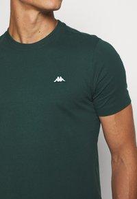 Kappa - HAUKE TEE - Basic T-shirt - ponderosa pine - 5