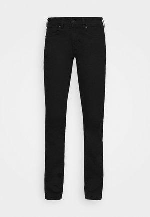 KICK BOOT - Flared Jeans - bold black