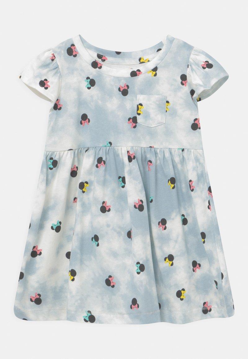 GAP - TODDLER GIRL MINI MOUSE - Jersey dress - light blue