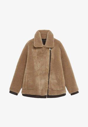 TABASCO - Winter jacket - beige