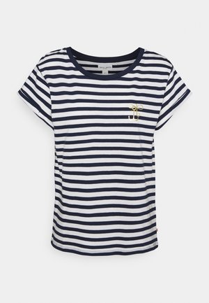 NELL - T-shirts med print - dark blue