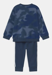 adidas Originals - CREW SET UNISEX - Trainingspak - blue - 1