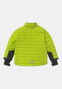 Reima - ALKHORNET UNISEX - Snowboardová bunda - lime green - 2