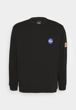 ONSNASA CREW NECK - Sweatshirts - black