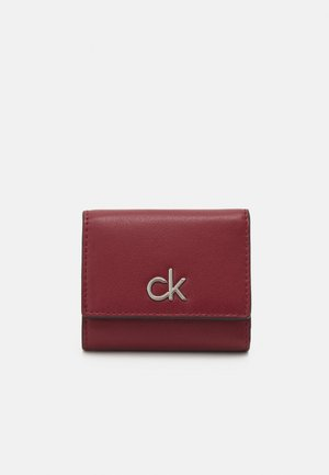 LOCK TRIFOLD - Portefeuille - red currant