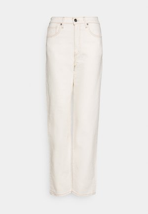 THE COLUMN - Straight leg jeans - off-white
