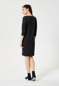 Talence - ROBE - Vestito di maglina - black - 2