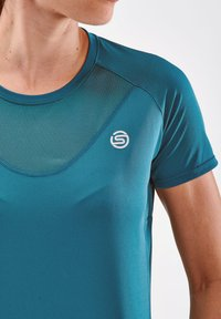 Skins - Print T-shirt - teal - 1