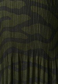 Denim Hunter - DHZITHA  - Blouse - black zebra print - 6