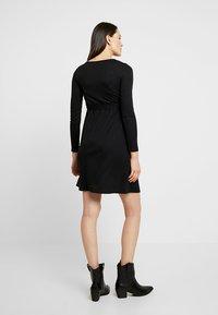 bellybutton - Vestido ligero - black onyx|black - 2