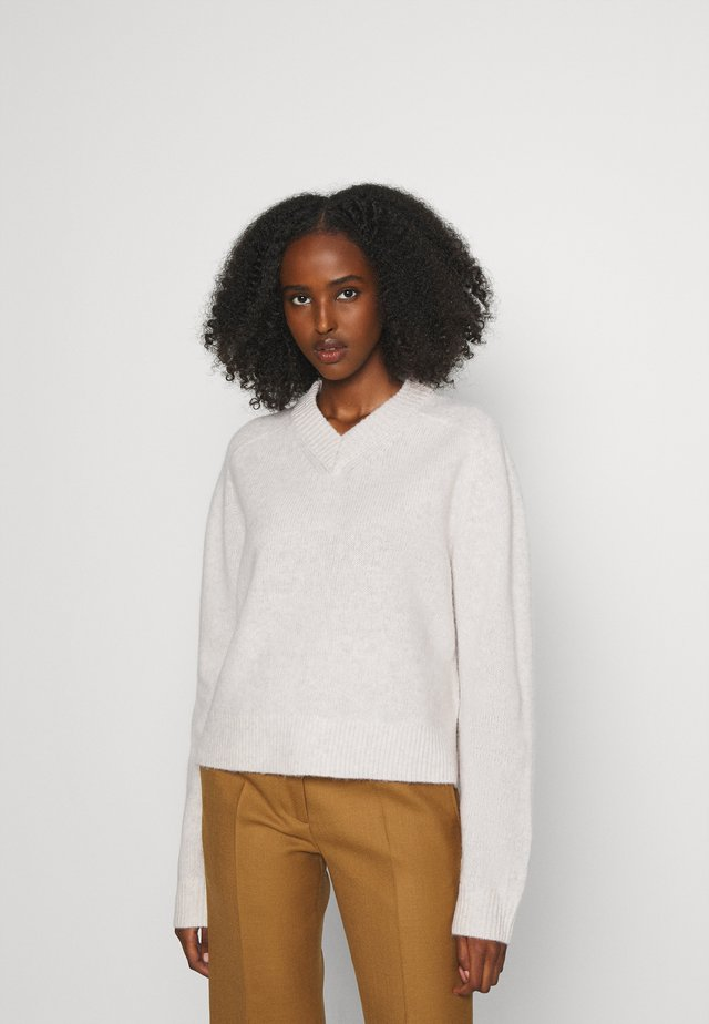 LEONARDO - Pullover - offwhite