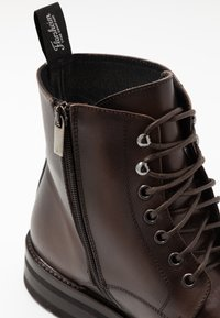 Florsheim - PAGE - Bottines à lacets - dark brown