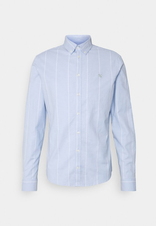 ARTHUR STRIPED OXFORD - Chemise - chambray blue