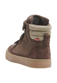 Hummel - STADIL NATURE JR - High-top trainers - chestnut - 3