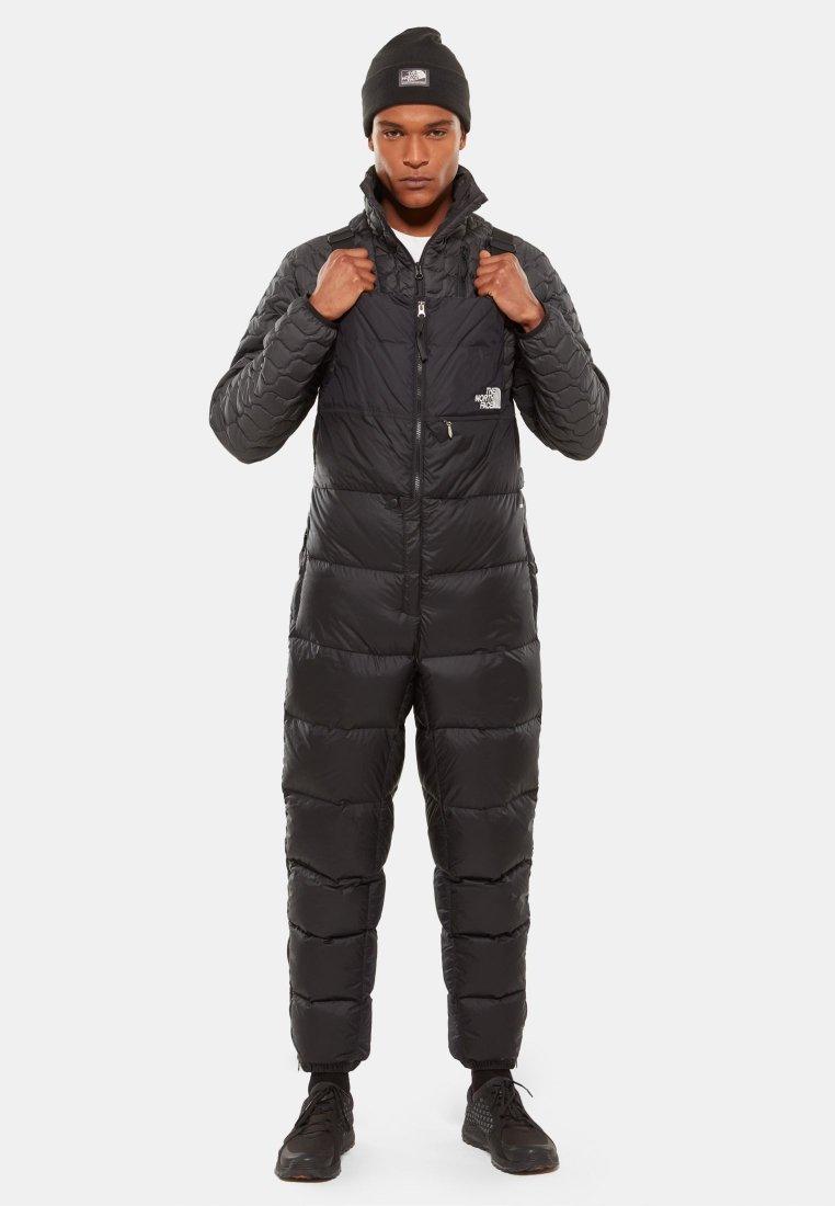 The North Face - M NUPTSE BIB - Pantalones - tnf black