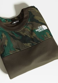 The North Face - B SURGENT CREW - Sweatshirt - new taupe green - 2