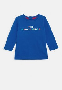 Little Marc Jacobs - LONG SLEEVE UNISEX - Long sleeved top - electric blue - 0