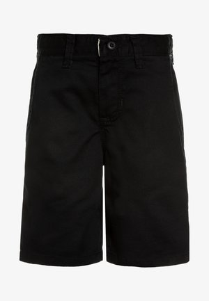 BY AUTHENTIC STRETCH SHORT BOYS - Kraťasy - black
