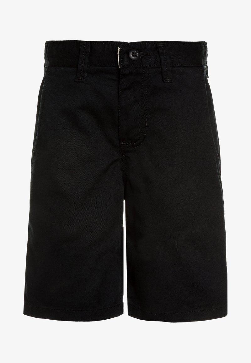 Vans - BY AUTHENTIC STRETCH SHORT BOYS - Shorts - black