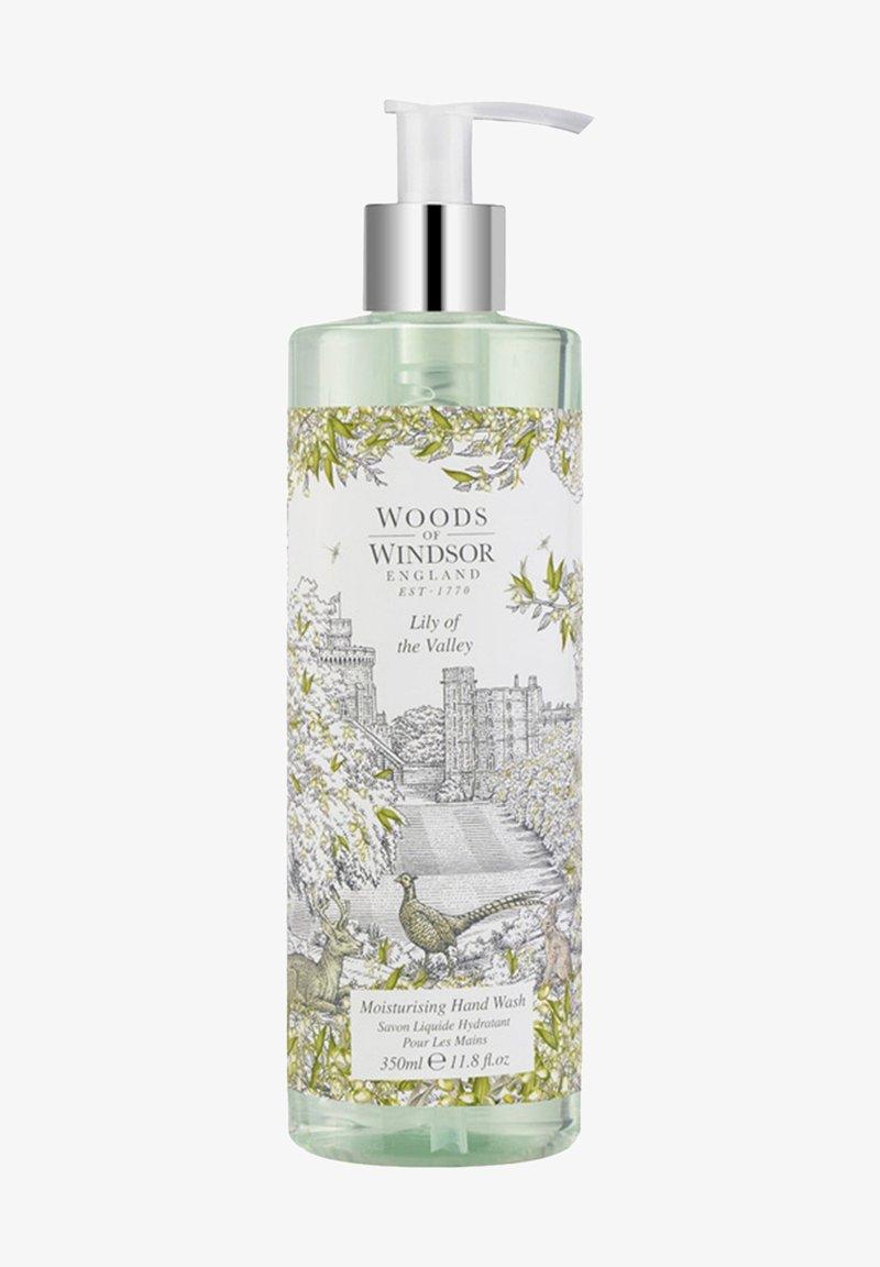 Woods of Windsor - FLÜSSIGSEIFE MAIGLÖCKCHEN 350 ML - Liquid soap - -