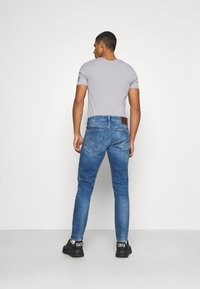G-Star - 3301 STRAIGHT TAPERED - Straight leg jeans - authentic faded blue - 2