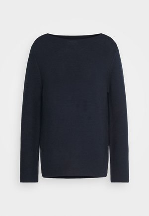 LONGSLEEVE SMALL LINKED - Jumper - night sky