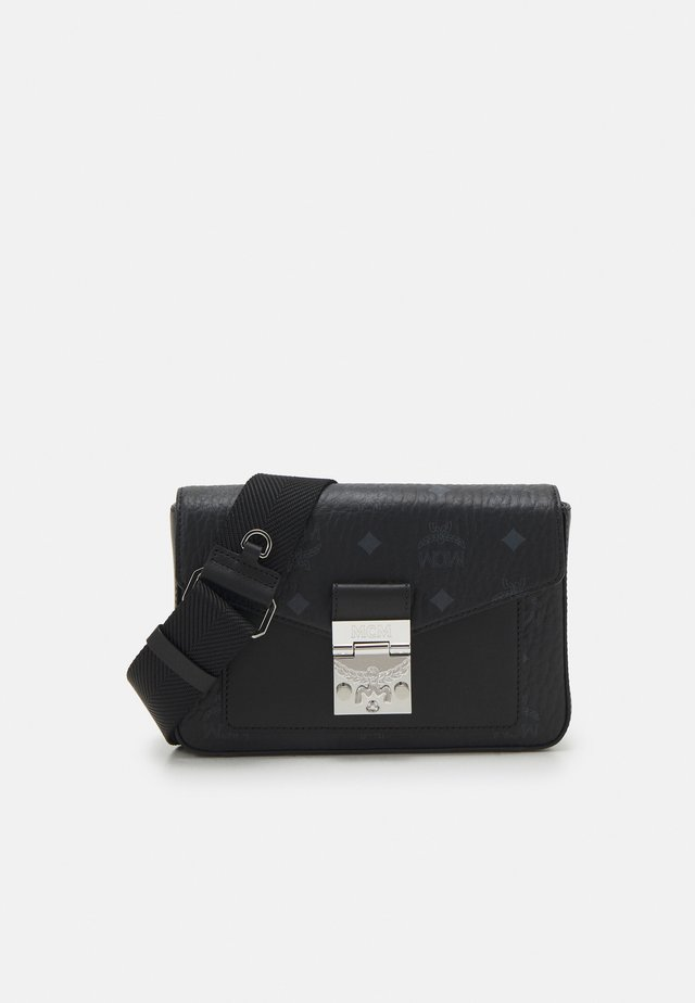 MILLIE VISETOS CROSSBODY SMALL UNISEX - Sac bandoulière - black