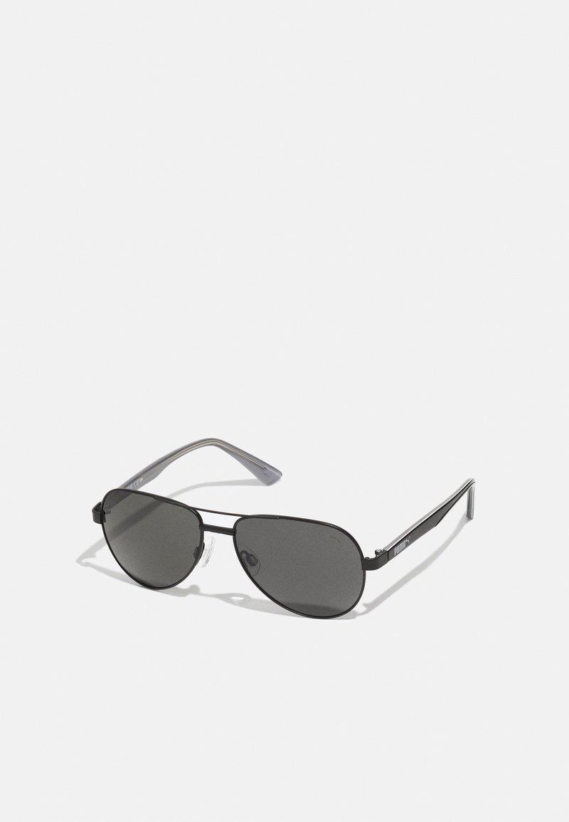 Puma - SUNGLASS KID  - Sluneční brýle - black/grey