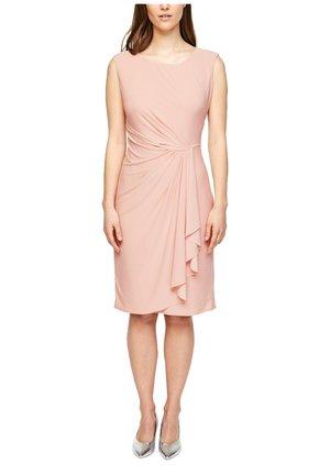 KLEID KURZ - Jersey dress - dusty rose