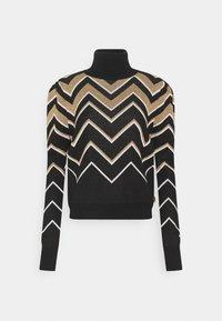 TWINSET - Pullover - nero/neve - 0