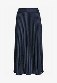 Next - A-line skirt - dark blue - 0