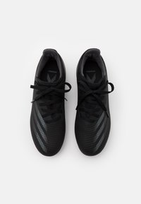 adidas Performance - X GHOSTED.3 FG UNISEX - Moulded stud football boots - core black/grey six - 3