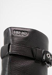 Liu Jo Jeans - SHANA - Bottines à talons hauts - black - 2