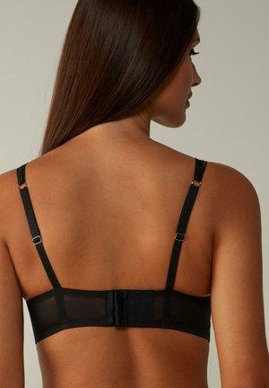 Triangle bra - schwarz - 019 - black