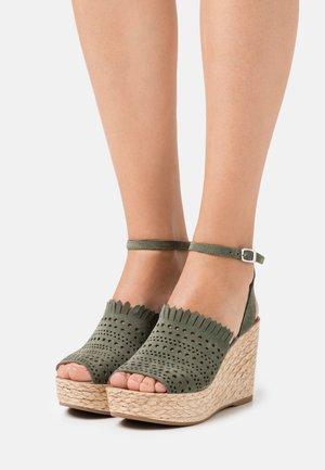 ALEXA - Sandály na vysokém podpatku - marvin birch