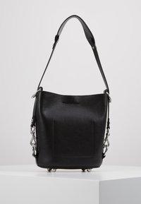 Rebecca Minkoff - UTILITY  BUCKET - Handbag - black - 2