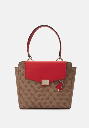 VALY STATUS CARRYALL - Cabas - rust