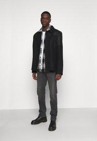 AllSaints - TARF JACKET - Short coat - black - 1