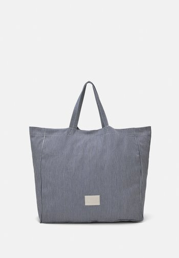 NIKA - Tote bag - mid blue