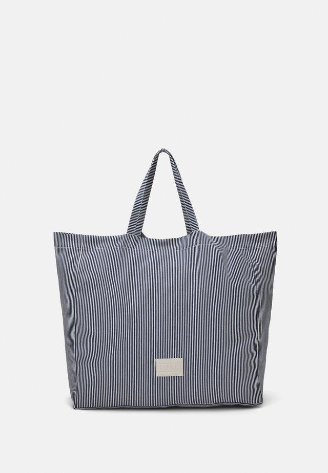NIKA - Shopping bag - mid blue