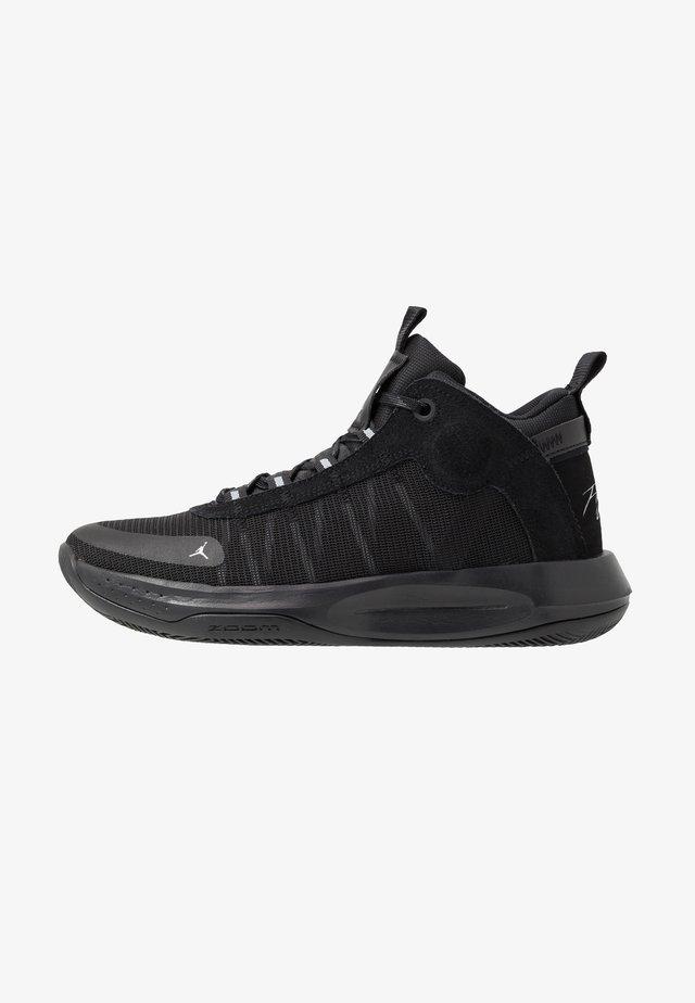 JUMPMAN 2020 - Chaussures de basket - black/metallic silver/anthracite/electric green