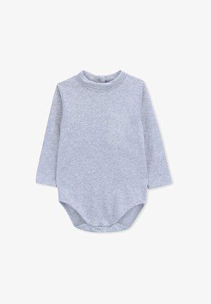 Baby gifts - gray violet melange